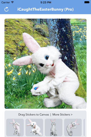 iCaughtTheEasterBunny Pro - náhled