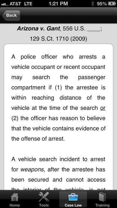 US Cop screenshot four