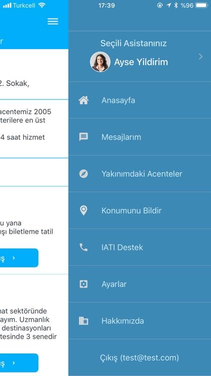 IATI Travel Assistant screenshot-4