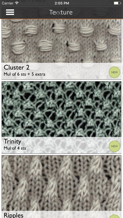 knit Texxture screenshot-4