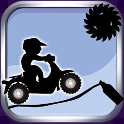 Brain it on the motocross!