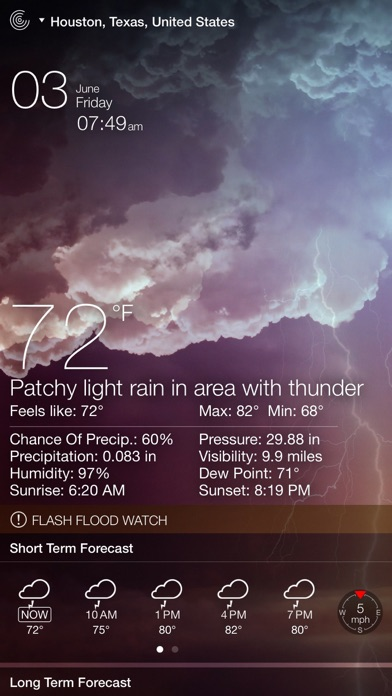 download Weather Live - Local Forecast apps 0