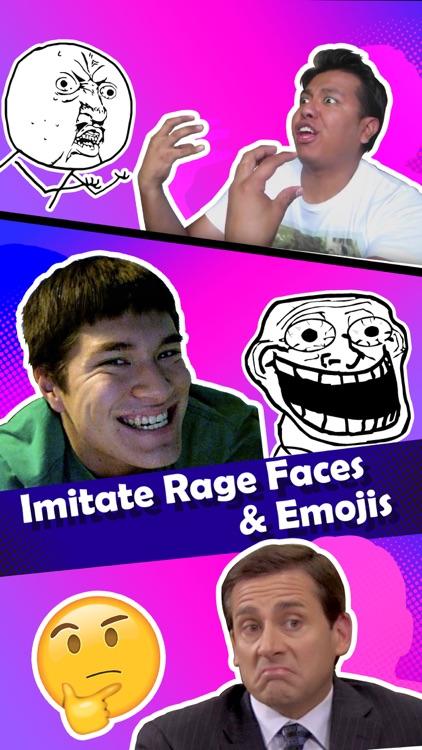 Face Meme Challenge