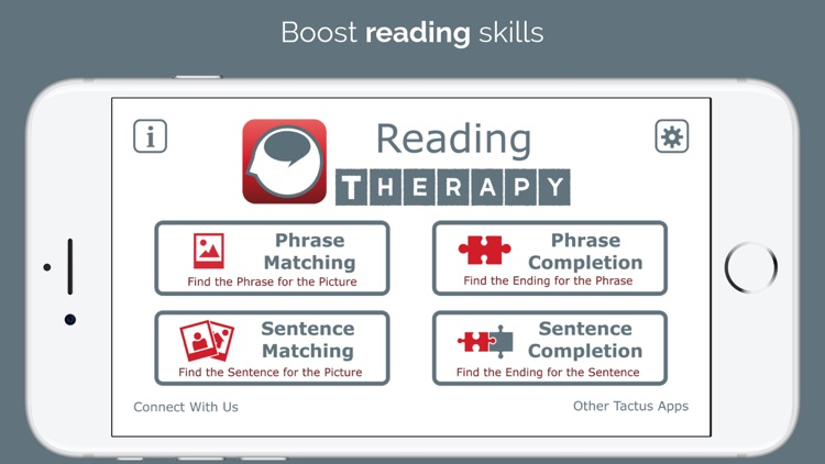 Reading Therapy