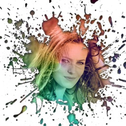 Photo Splatter Effect Editor