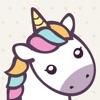 Sherbet the Unicorn Stickers