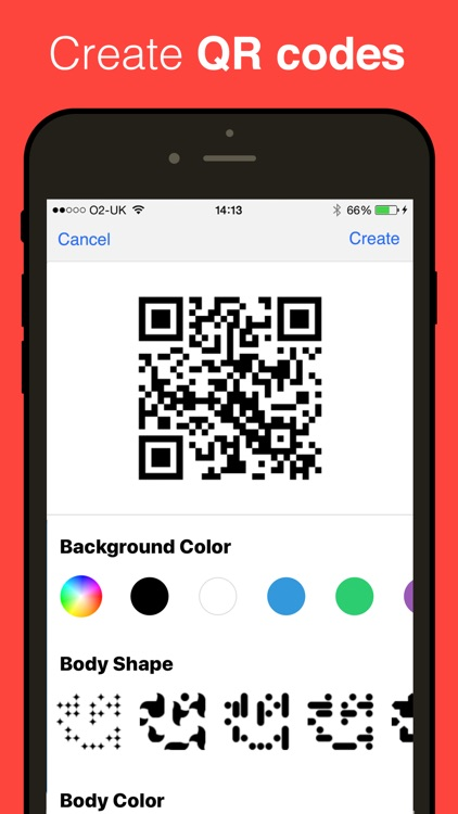 QR Reader for iPhone screenshot-3