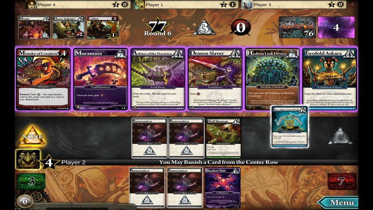 Ascension: Deckbuilding Game screenshot-5