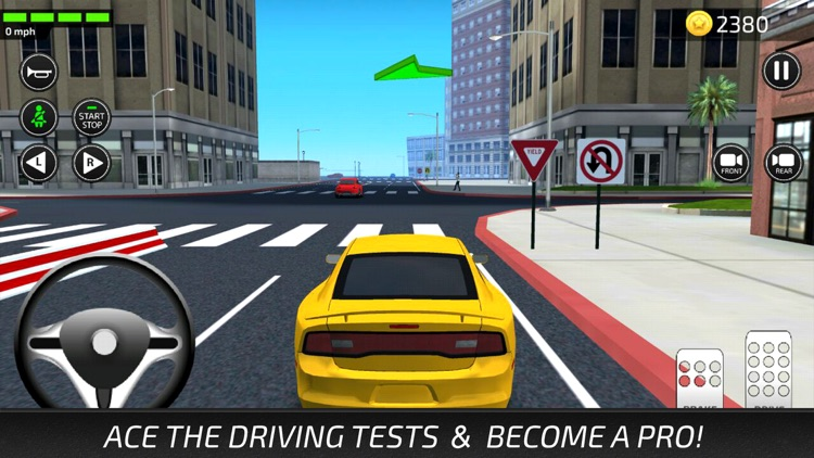 Driving Academy 2017 Simulator 3D