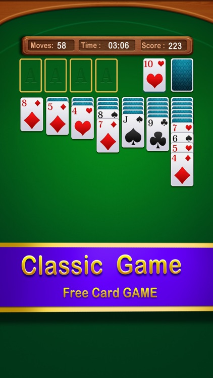 Solitaire Link - Spider Card!