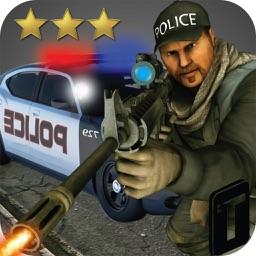 Super Sniper Shooting City Monster Gangsters