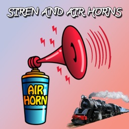 Loud Air Horn & Siren Sounds