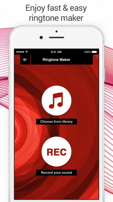 Ringtones for Me Screenshot