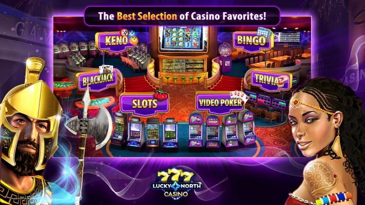 Lucky North Casino | Fun Slots screenshot-0