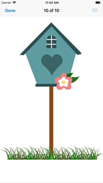 Birdhouse Stickers screenshot-8