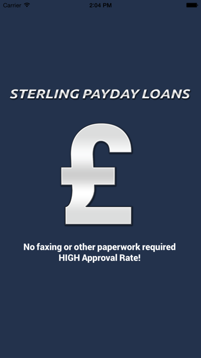 Sterling Payday Loans