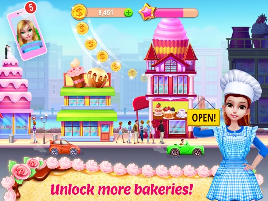 My Bakery Empire screenshot 10