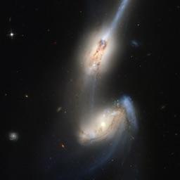 Galaxy Collider