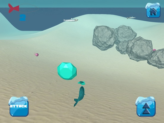3D Fish Feeding and Grow screenshot 8