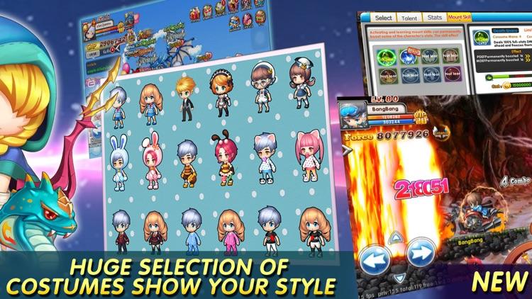 Starlight Legend - MMORPG screenshot-3