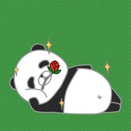 Babo The Pandaaaaa Sticker