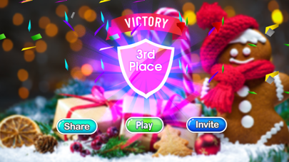 Christmas Bingo game screenshot two