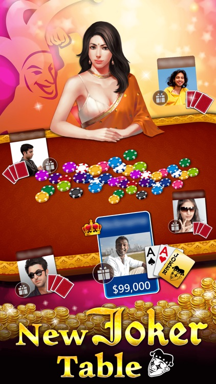 Bollywood Teen Patti - 3 Patti