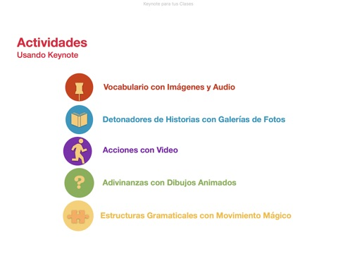 Keynote Para Tus Clases By Marybell Rodríguez On Apple Books