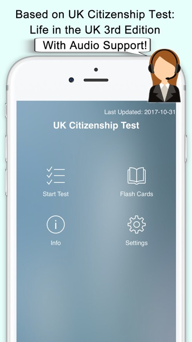 UK Citizenship Test screenshot two