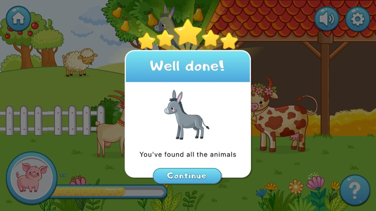 Look&Say Toddler Learning Game