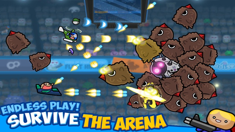Toon Shooters screenshot-4