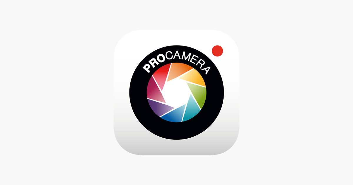 Procamera On The App Store