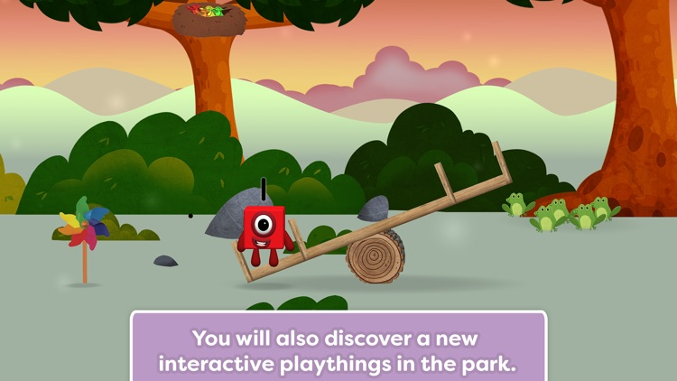 Numberblocks Hide and Seek screenshot-6