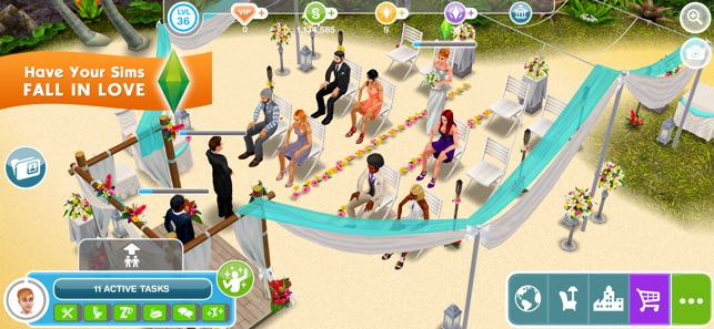 Download The Sims Freeplay Mod Apk-Get Unlimited [Money/LP/Powers/Stages]