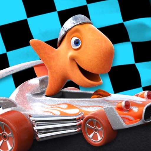 Goldfish Go-Karts iOS App