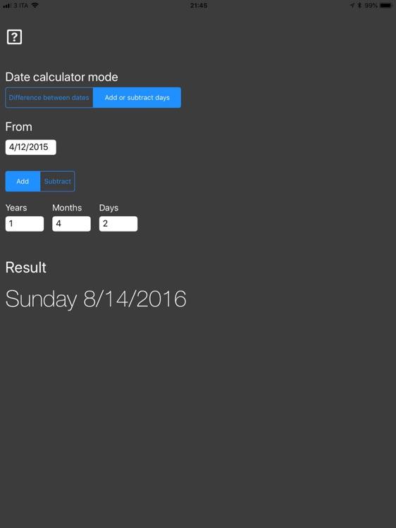 Calculator Omega screenshot-3