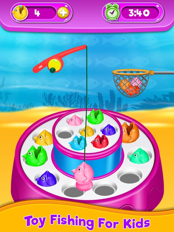Fishing Toy Game screenshot 6