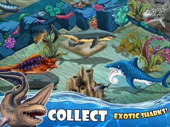 SHARK WORLD -water battle game-ipad-2