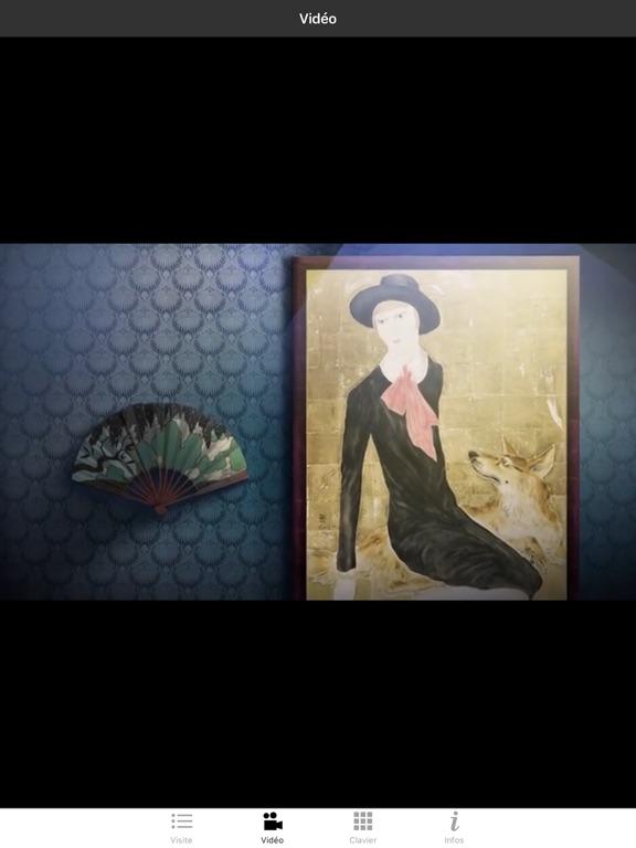 Screenshot #6 pour Exposition Foujita