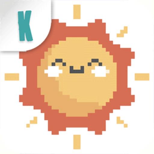 Kawaii Pixel Art By Rafael Sian De Freitas