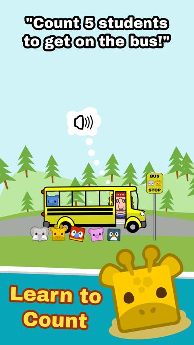 Preschool Bus Driver: No Ads screenshot two