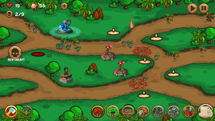 Tower Defense: Epic War screenshot-3