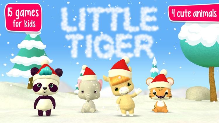 Little Tiger: Firefighter Kids screenshot-0