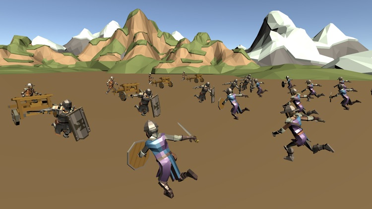 Medieval Skirmishes screenshot-3