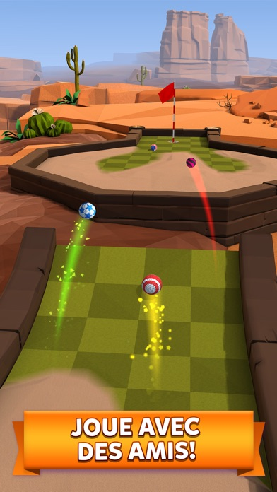 download Golf Battle apps 1