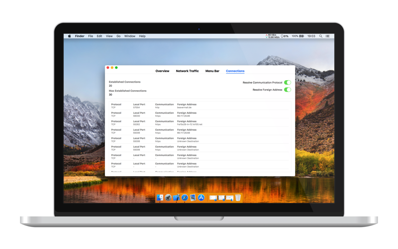 NetWorker - Network Info App Screenshots