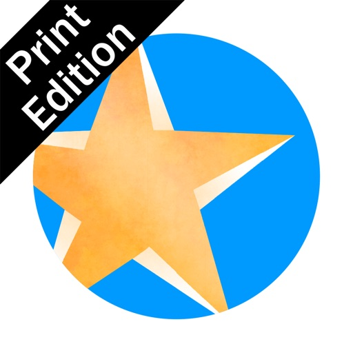 The Indianapolis Star Print Icon