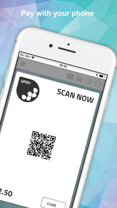 Upay - Payments & Loyalty screenshot two