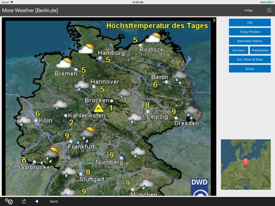 More Weather screenshot 10