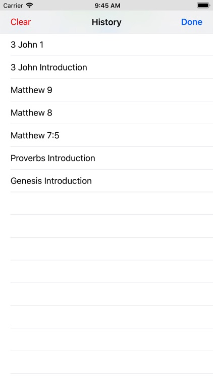Matthew Henry Commentary screenshot-4